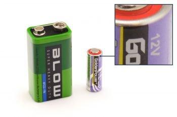 Malutka bateria 12V