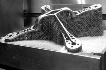 Redukcja 50% materiału podporowego podczas druku 3D