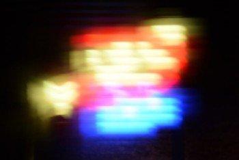 Malowanie kolorowych obrazów za pomocą jednej diody RGB