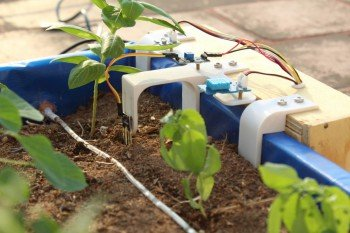 Miniaturowy, inteligentny ogródek z Raspberry Pi